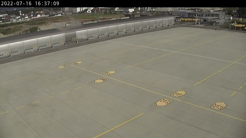 Webcam Airport Graz