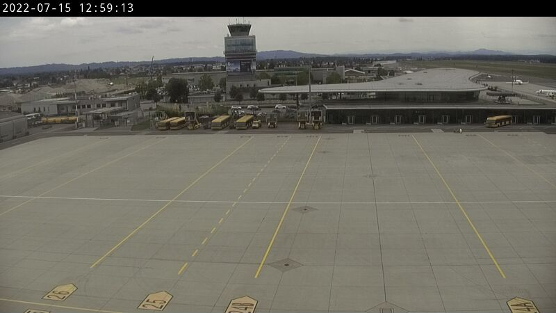 Webcam Graz Airport